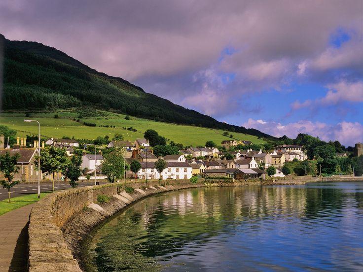 Ireland. Someday...