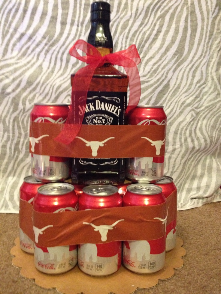 Jack And Coke Cake Gift Hubby Pinterest Father S Day