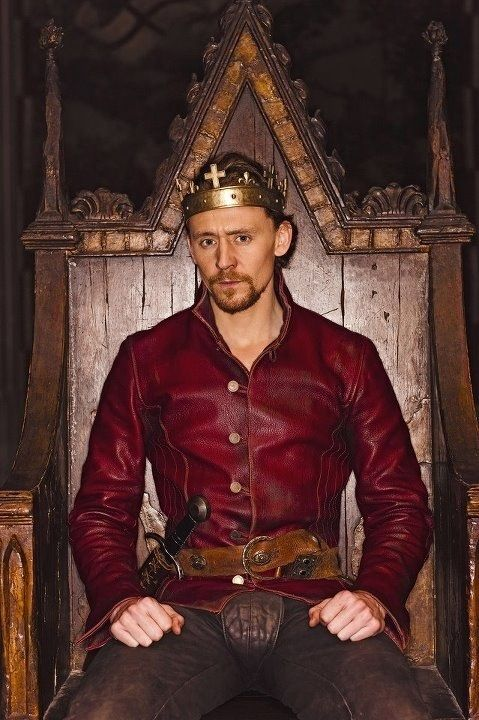 Tom Hiddleston - The Hollow Crown. I loved watching this show. Such natural and wonderful acting.