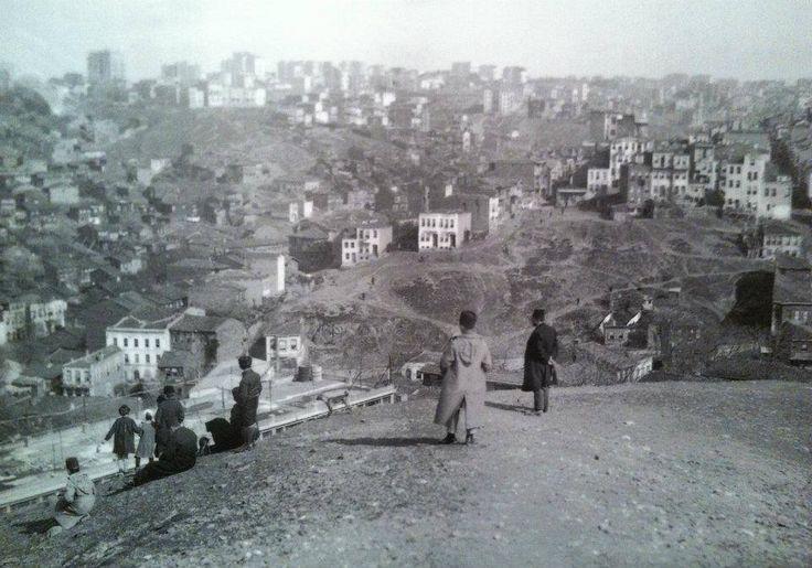 İSTANBUL, KURTULUŞ -  1930