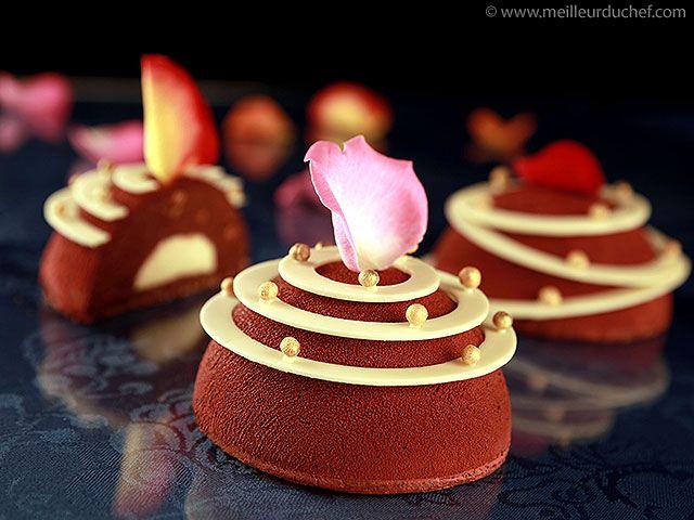 Chocolate Dome Cakes - Meilleur du Chef