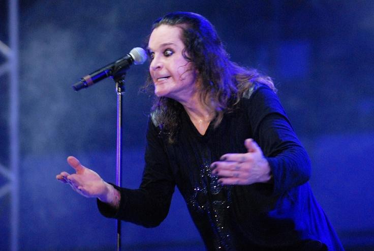 Ozzy Osbourne - Scream Tour