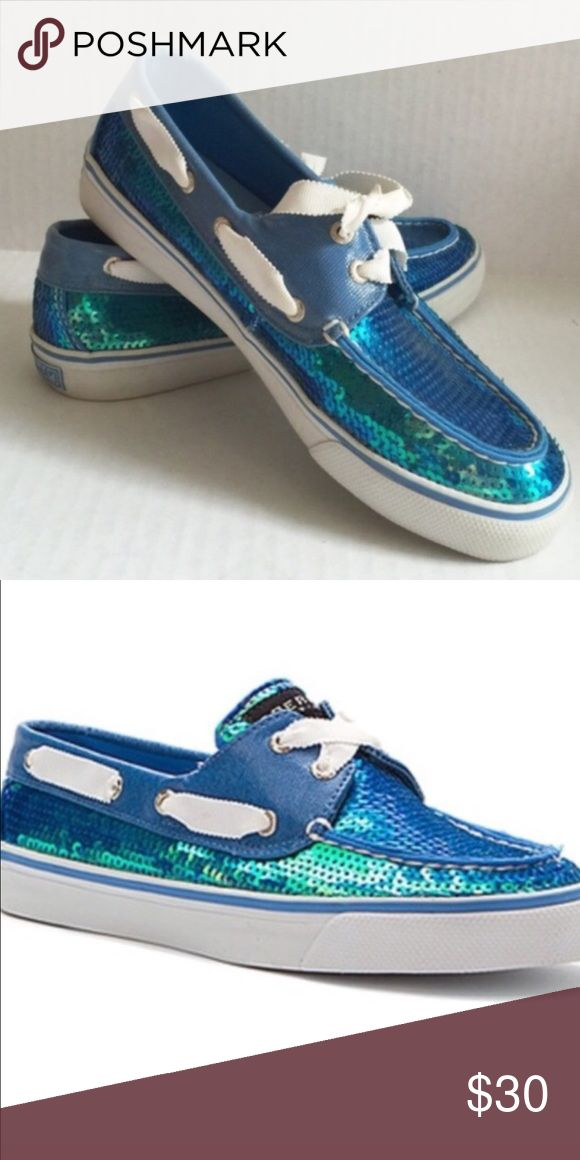 Sperry top sider 6.5 Excellent condition sperry top sider Bahama 6.5. Sorry no box Sperry Top-Sider Shoes Flats & Loafers