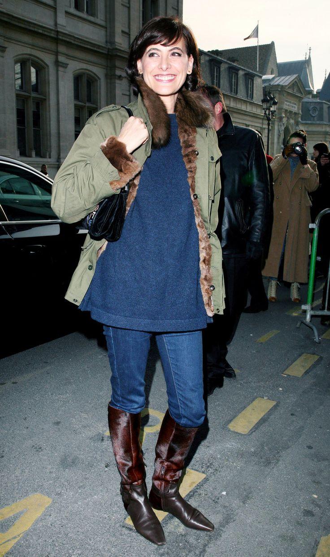 Tags french fashion la redoute secrets to french style style - Ines De La Fressange
