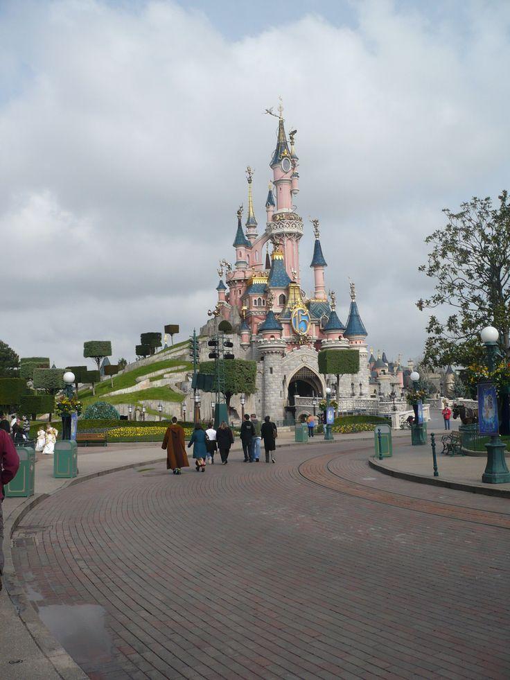 Eurodisney. Disneyland Paris. Walt Disney World