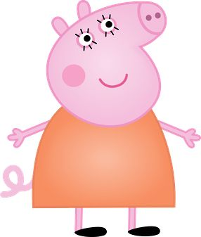mama pig peppa pig pinterest clip art cupcakes free clipart cupcakes with crown
