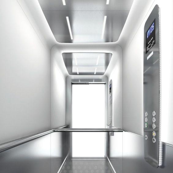 408 best elevators halls images on pinterest elevator for Modern elevator design