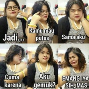 Gambar DP BBM Meme Lucu Dan Gokil 16