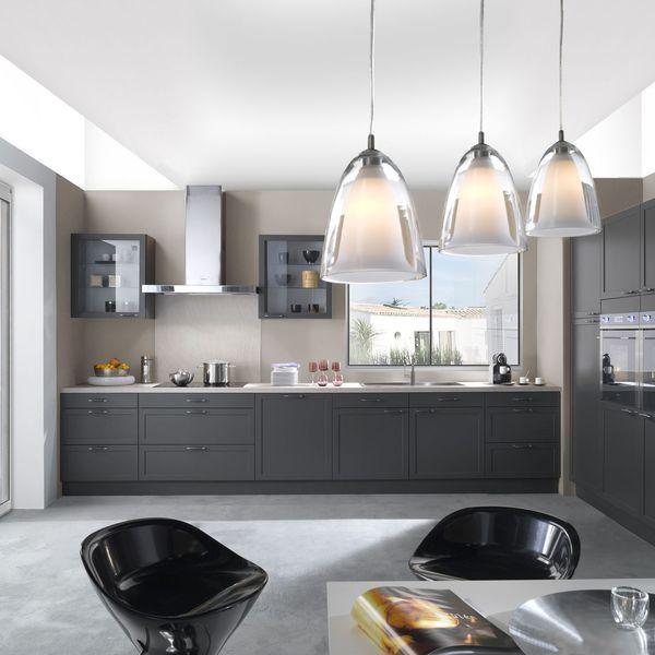 141 best Cuisine Ikea laxarby images on Pinterest Kitchen, Deco - hauteur entre meuble bas et haut cuisine