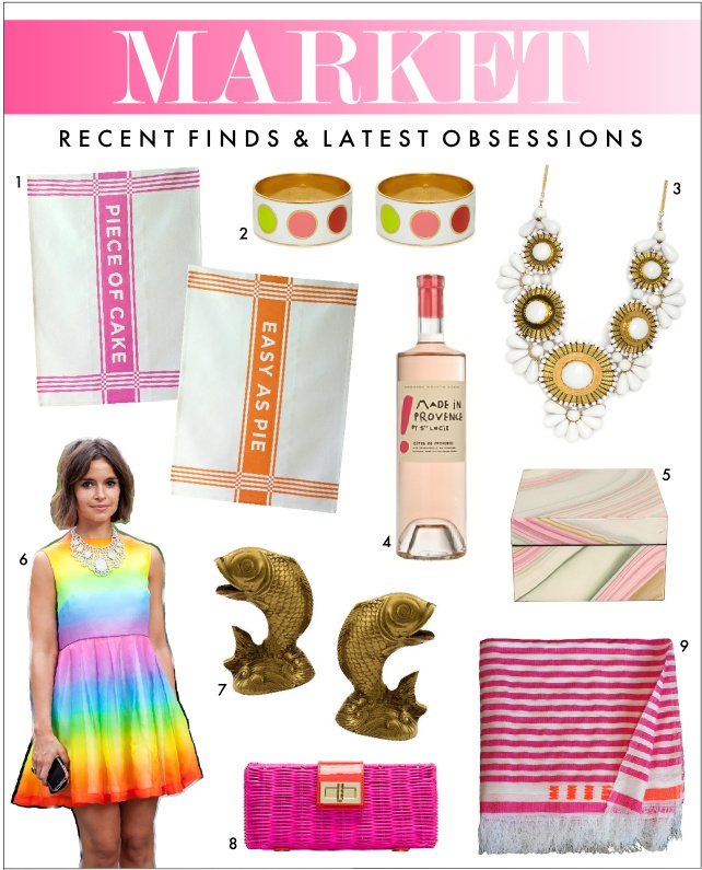 Market...Recent Finds + Latest Obsessions: Ideas, Kelly Market, Latest Obsessions, Style, Market Recent Finds, Products