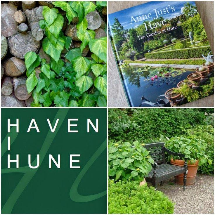 ÅRETS GANG I HUNE - The garden in Hune, Denmark