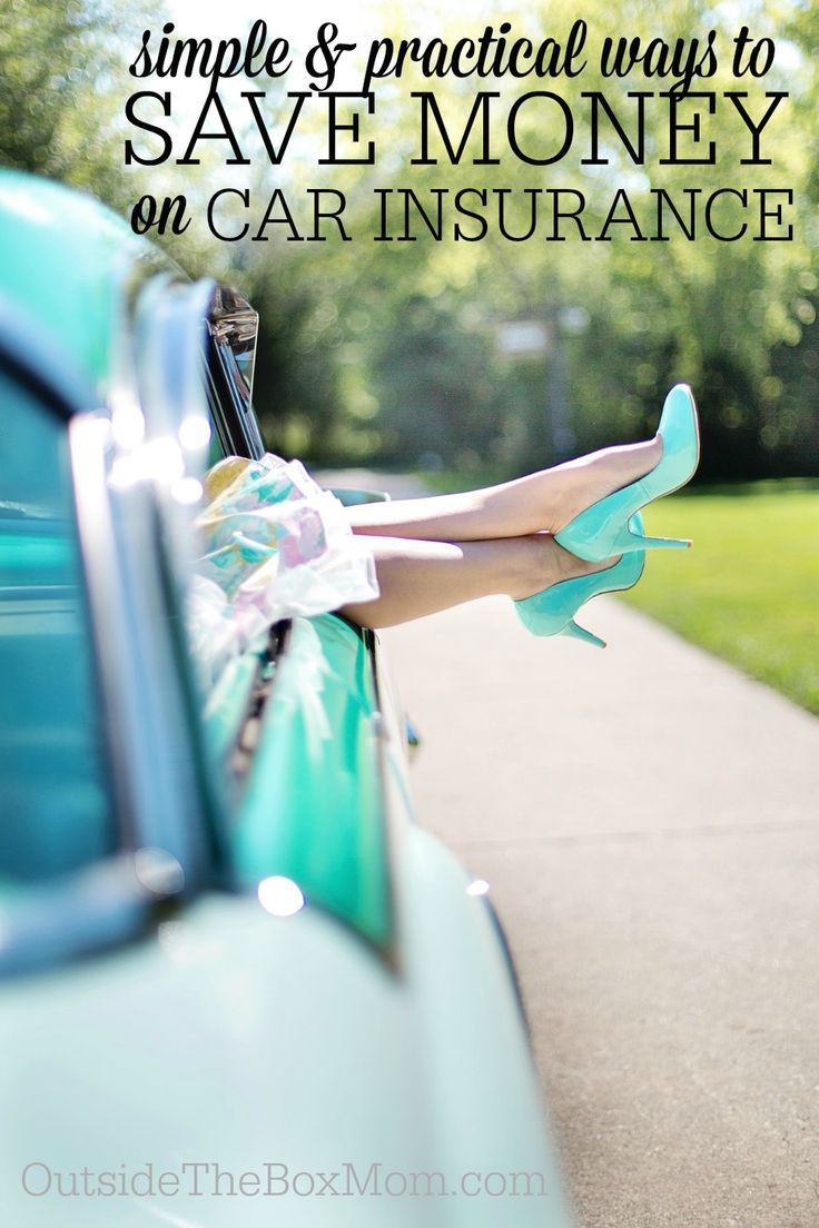 Six simple practical ways to save money on car insurance