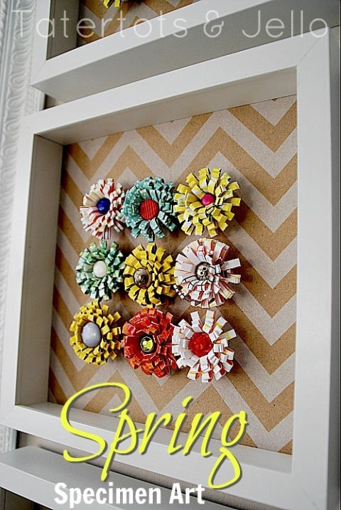 My 21 FAVORITE Spring projects from 9 years of blogging. With over 3,000 DIY ideas over the years, here are 21 of my favorite SPRING ideas!