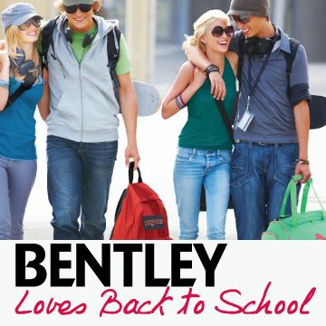 It's back to school and you've got stuff to carry! Visit Bentley, Canada's largest specialty retailer of bags, and save up to 50% off the MSRP on brands like Adidas, Reebok and Swiss Gear! Want JanSport or Roxy? Choose your favourite colour and style plus until September 8th, receive a $10 savings card! Certain restrictions may apply. Visit Bentley for details.