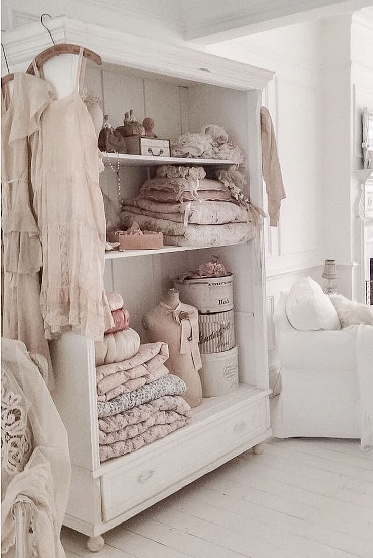 90 Romantic Shabby Chic Bedroom Decor And Furniture Inspirations