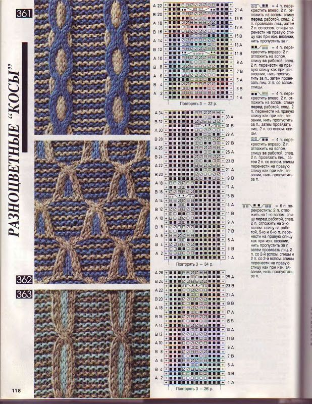 700 Vzorov - Volshebnyj klubok – Donna Taylor – Webová alba Picasa