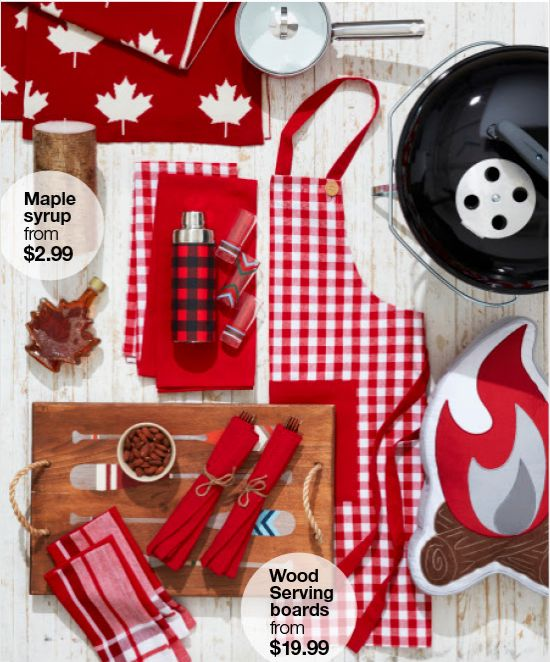 We're ready to celebrate Canada! | Winners