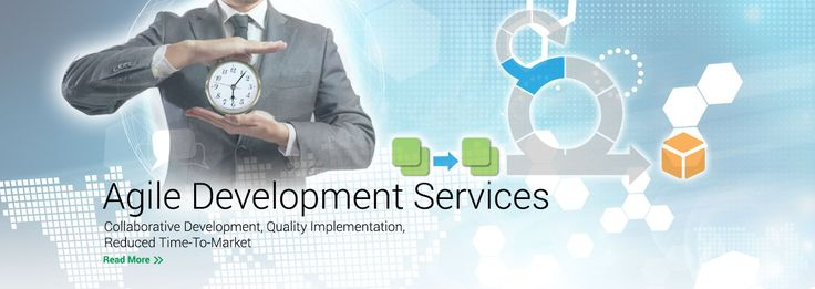 Agile services for seamless IT alignment