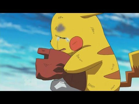 Pokemon movie i choose you ash died due to saving pikachu youtube