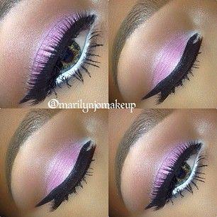 ♥ eye makeup