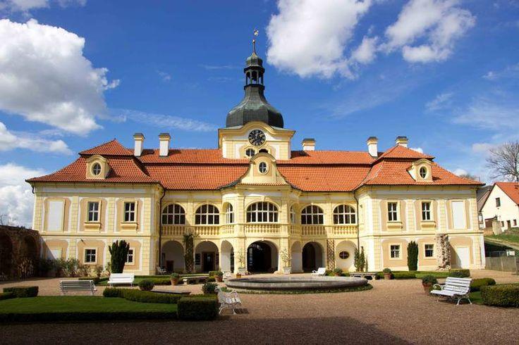 Castle NEBILOVY #plzen2015 #baroko #baroque