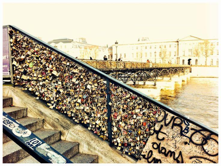 Paris City Love Notre Dame Seine
