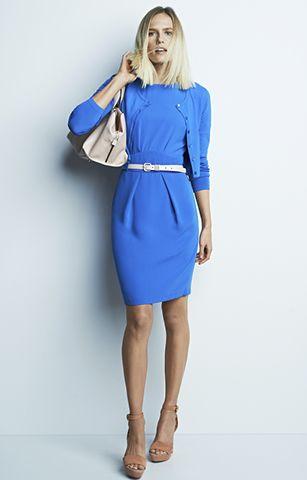 Deze lente veel kleuren voor L1!  Dit jurkje is nu bij #Steps te koop.