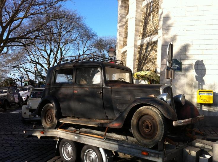 Peugeot (années 30-40)