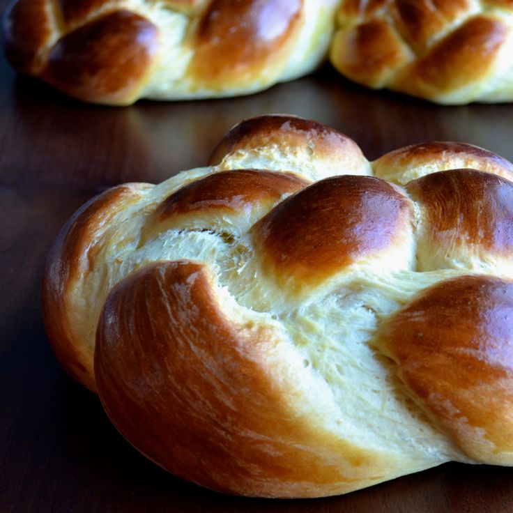 Armenian Easter Bread Rounds (Choereg) | taste love and nourish