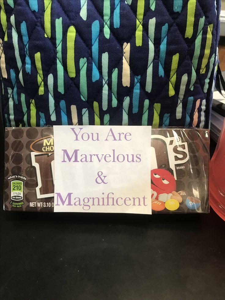 Candy puns  M&M candy