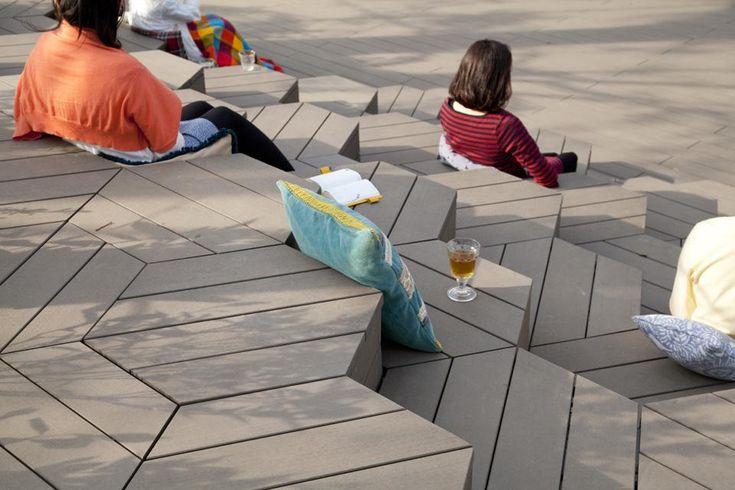 Hiroshi Nakamura, TPOP — Tokyo Plaza Omotesando Project
