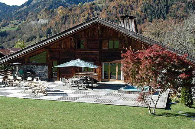 Деревянный дом в стиле шале - Поиск в Google
