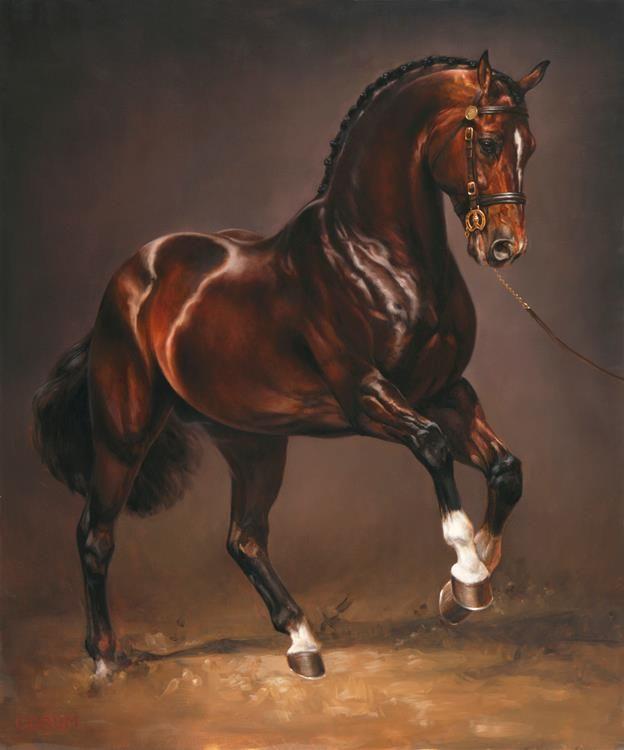 Equine Art By Jaime Corum. More