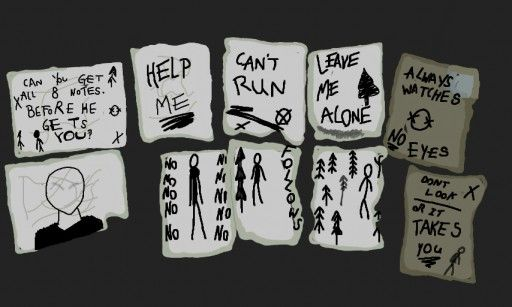 slender the eight pages - Google Search