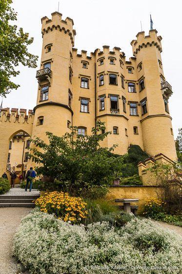 travelyesplease.com | Bavaria's Fairytale Castles: Part One- Hohenschwangau Castle (Blog Post)