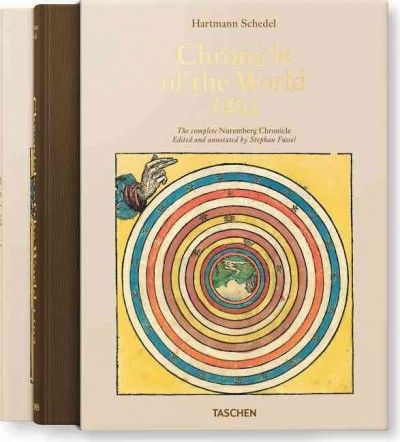 Hartmann Schedel. Chronicle of the World - 1493 : Hartmann Schedel
