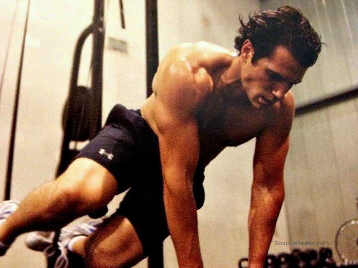 Lynden johnson full body workout - 1 part 8
