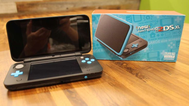 What's New About The New Nintendo 2DS XL? Photos And 3DS XL Comparison https://www.gamespot.com/gallery/whats-new-about-the-new-nintendo-2ds-xl-photos-and/2900-1342/?utm_campaign=crowdfire&utm_content=crowdfire&utm_medium=social&utm_source=pinterest