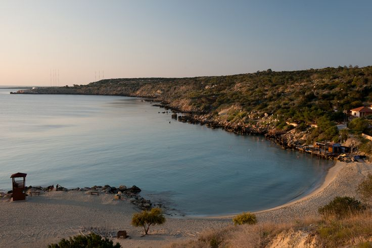 An idyllic bay at the bottom of a windy road, Konnos Beach lies below a rocky outcrop and is skirted by trees. Come here to swim in crystal clear waters and gaze at amazing sunsets. With sunbeds for hire, a café, toilets and showers, there's no need to leave this sheltered bay till the end of the day.