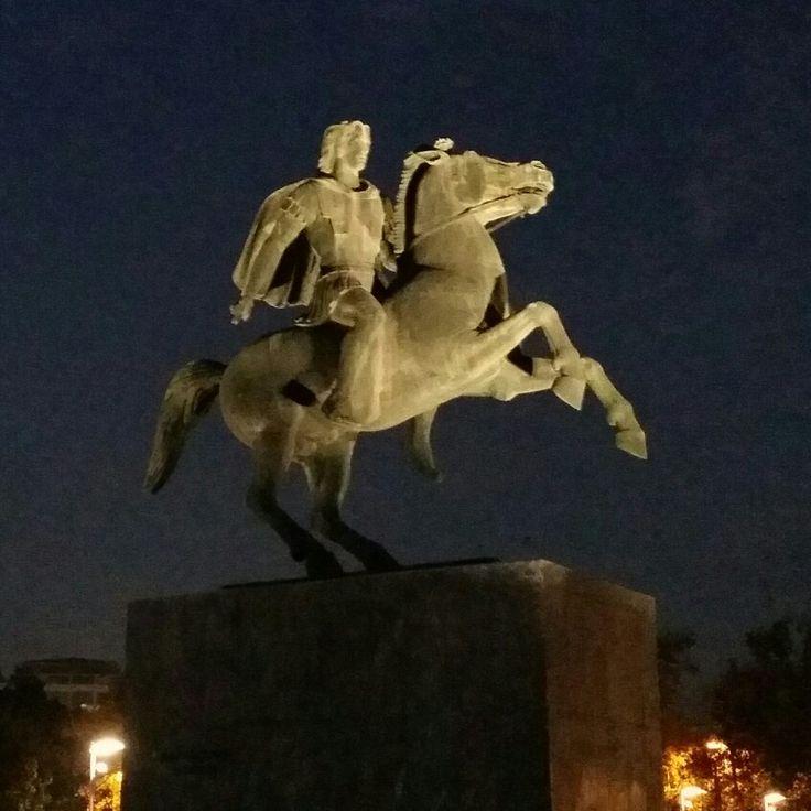 Alexander the Great ..Thessaloniki