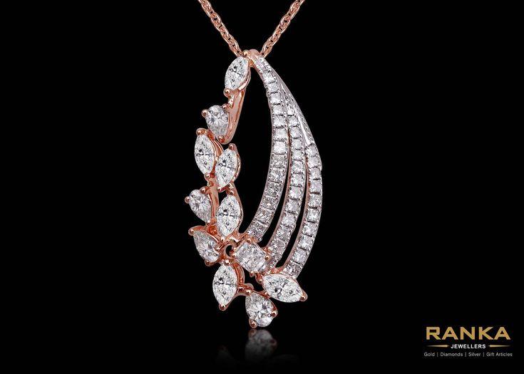 Make All Eyes Go Wink Wink Diamond Pendants In 2019