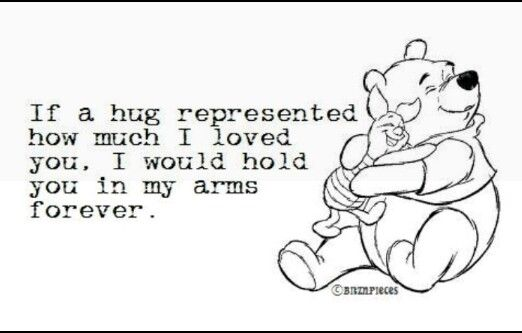 If a hug represented how much I love You I would hold You in my arms forever. I love You Jaan with my heart and soul. xoxoxo xoxo