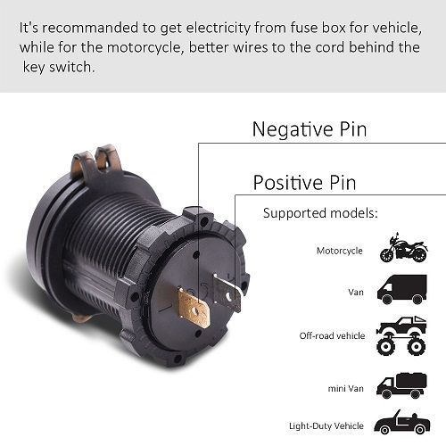 ca41fb14d8007dbbcff8dbbadeecad26 cell phone accessories car accessories 113 best car accessories car usb charger images on pinterest car fuse box phone charger at virtualis.co
