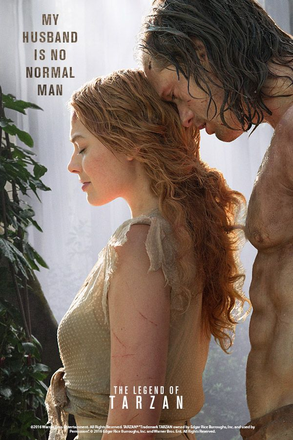 Give the gift of adventure this Christmas, the #LegendOfTarzan is on 3D, Blu-ray & DVD now