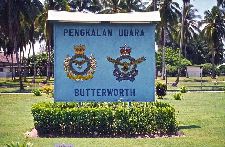RAAF/RMAF Butterworth