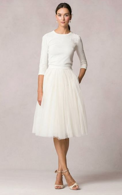 casual bridal shower outfit for bride tulle skirts 67 ideas hochzeit
