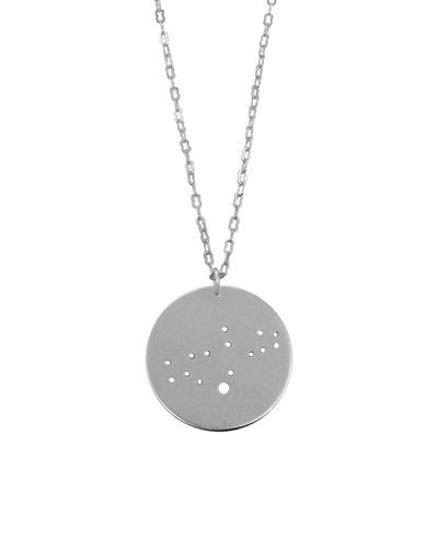 Stars - would be cool if it was Capricorn, and the Capricorn image was drawn or engraved on one side.