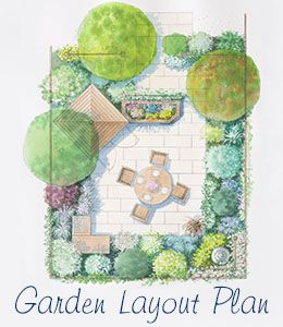 flower garden layout design ideas thatll make your neighbors jealous - Garden Design Layout