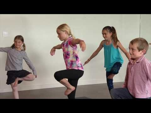 Yoga for Children with ADHD - YouTube