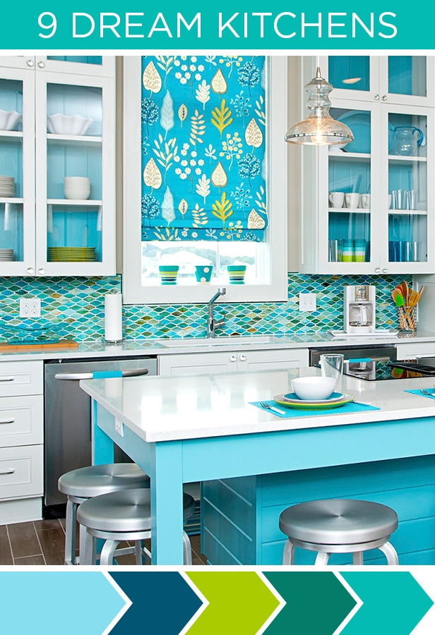 Vote For Your Favorite Kitchen